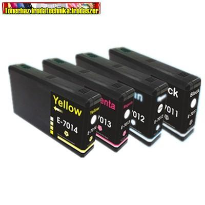 Epson T7011,T7012,T7013,T7014  utángyártott tintapatronok