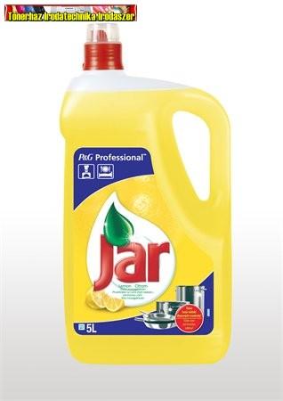 JAR Mosogatószer, 5 l,  citrom