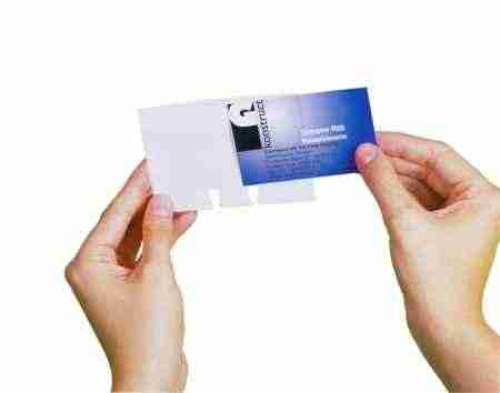 Durable forgatható névjegykártyatartóhoz pótzseb (104x72mm) 40db/csg
