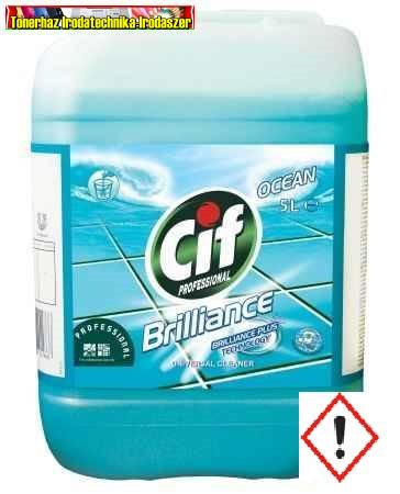 CIF Brillance általános tisztítószer, 5l