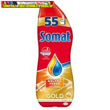 Somat Gold Gél Anti Grease XL PACK 2x600ml 2x24 mosogatás