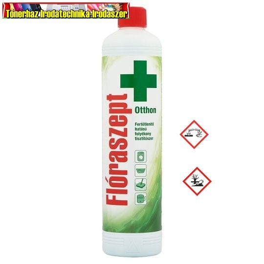 FLÓRASZEPT folyékony fertõtlenítõ- és tisztítószer 1l
