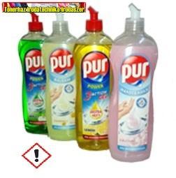 PUR mosogatószer 900 ml  2 féle, vegyes illatban szállítjuk