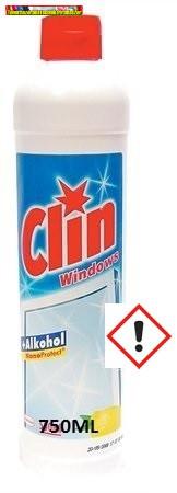 CLIN Ablaktisztító 750 ml utántöltő