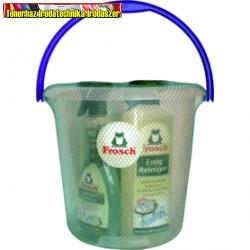 Frosch Tisztító csomag vödörben