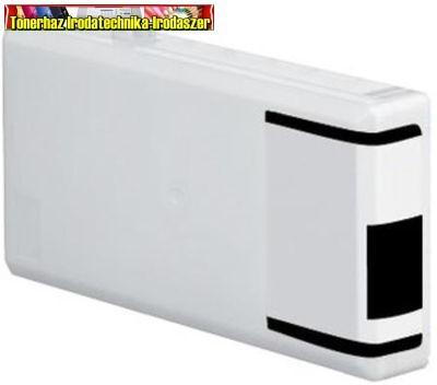 Epson T7891 XXL standard utángyártott nagy kapacitású BLACK tintapatron 65ml
