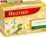 Milford Kamilla tea 20x1,5gr/dob
