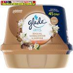 Glade Fürdőszobai légfrissítő zselé 180g Sandalwood&Jasmine