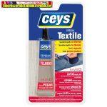Ceys 30ml textilragasztó