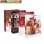 58070C Karácsonyi ajándéktasak (330 x 102 x 457 mm)