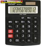 REBELL 8118-12 asztali számológép 12 számjegy