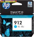 Hp 912  cyan (3YL77AE) eredeti