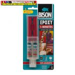 B05447 Bison 5perces kétkomponensű epoxi ragasztó