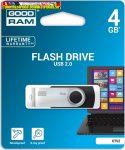 TeamGroup 4GB Color Turn E902 USB2.0 Purple Pendrive 4GB