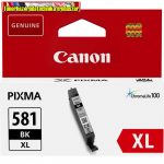 Canon CLI-581XL eredeti Black tintapatron