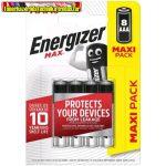 ENERGIZER  MAX AAA CERUZA ALKÁLI ELEM LR03, 1.5V  , db-ár (8db-os kiszerelés)