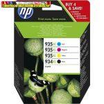 HP TINTAPATRON X4E14AE  MULTIPACK (934XL black+935XL cyan+935xl magenta+935xl yellow))