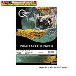 Q-PRINT fotópapír A4 270GR fényes  (20ív/cs) tintasugaras