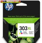 HP 303XL T6N03AE color eredeti tintapatron 415old.