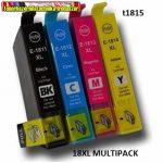 Epson T1816 18XL MULTIPACK utángyártott tintapatronok