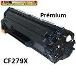 HP utángyártott Import CF279AX (79AX) fekete toner NAGY KAPACÍTÁSÚ! (2k) CF279X