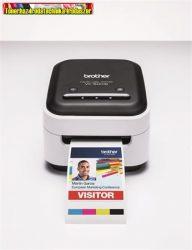 Brother VC-500W színes Etikett- és címkenyomtató (VC500)