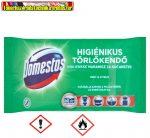 DOMESTOS Mint és Citrus higiénikus törlőkendő 60 db