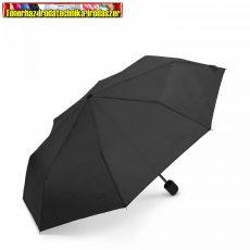 57015BK Esernyő,fekete, összecsukható
