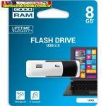 Good Ram 8GB UCO2 White/Black USB Flash RAM (pendrive )