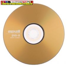 Maxell DVD lemez 4,7GB -R 16x papírtokos (DVD-R)