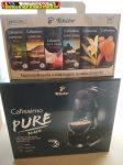 Kávéfőzőgép, kapszulás, TCHIBO Cafissimo Pure, black + Ajándék  60db Tchibo kávékapszula