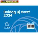 Asztali naptár TA-23 2021. BLUERING (23TA,TA23)