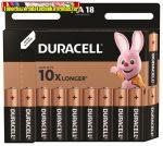 Duracell Basic alkaline ceruza AA elem 1.5V LR06 , db-ár (8db-os kiszerelés)