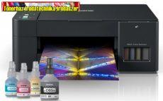 -Bemutató darab-  Brother DCP-T420W wifi hálózatos tintatartályos multifunkciós készülék