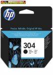 HP N9K06AE (304) eredeti Black tintapatron