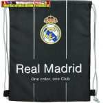 Tornazsák Real Madrid  fekete