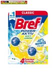 Bref Power Aktiv 50g Lemon WC-frissítő