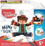 MAPED CREATIV Mini Box Madárijesztő kreatív készségfejlesztő készlet