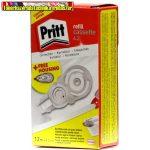 PRITT Hibajavító roller betét , ajándék házzal (4,2mm) új design 12m (pritt refill)