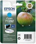 Epson T1292 eredeti cyan tintapatron 7ml  Lejárat: 2019.12