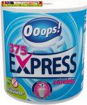 Ooops! Express (375 lap) – Háztartási papírtörlő (2 rétegű)