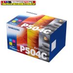 Samsung P504C Multipack  eredeti toner (504,CLP415,CLP415,CLX4195) 504S (SU400A)