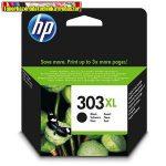 HP 303XL T6N04AE fekete eredeti tintapatron 600old.