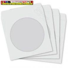 CD tok papír 1db-os 100db/cs (cd tartó papírtokos) Gembird