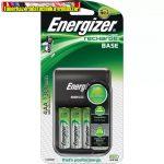 ENERGIZER base Elemtöltő, AA ceruza/AAA mikro, + 4x1300mAh AA,