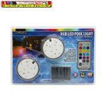 55852 - LED medencevilágítás (elemes)