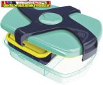 Uzsonnás doboz, MAPED Picnik Concept, kék
