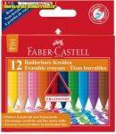 Faber Castell zsírkréta 12-es 122520