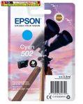 EPSON T02V2 (502) TINTAPATRON CYAN 3,3ML (EREDETI)