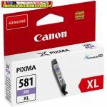 Canon CLI-581XL eredeti Photo Blue tintapatron